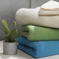 Biederlack - Uno Cotton Uni - 180x220cm