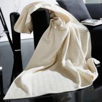 Biederlack Heimdecke - Relief Cotton - Geometric