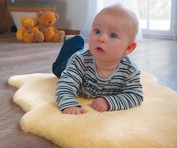 Ibena - Baby Lammfell - Parkano