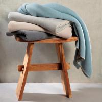 Biederlack Wolldecke - Light Wool